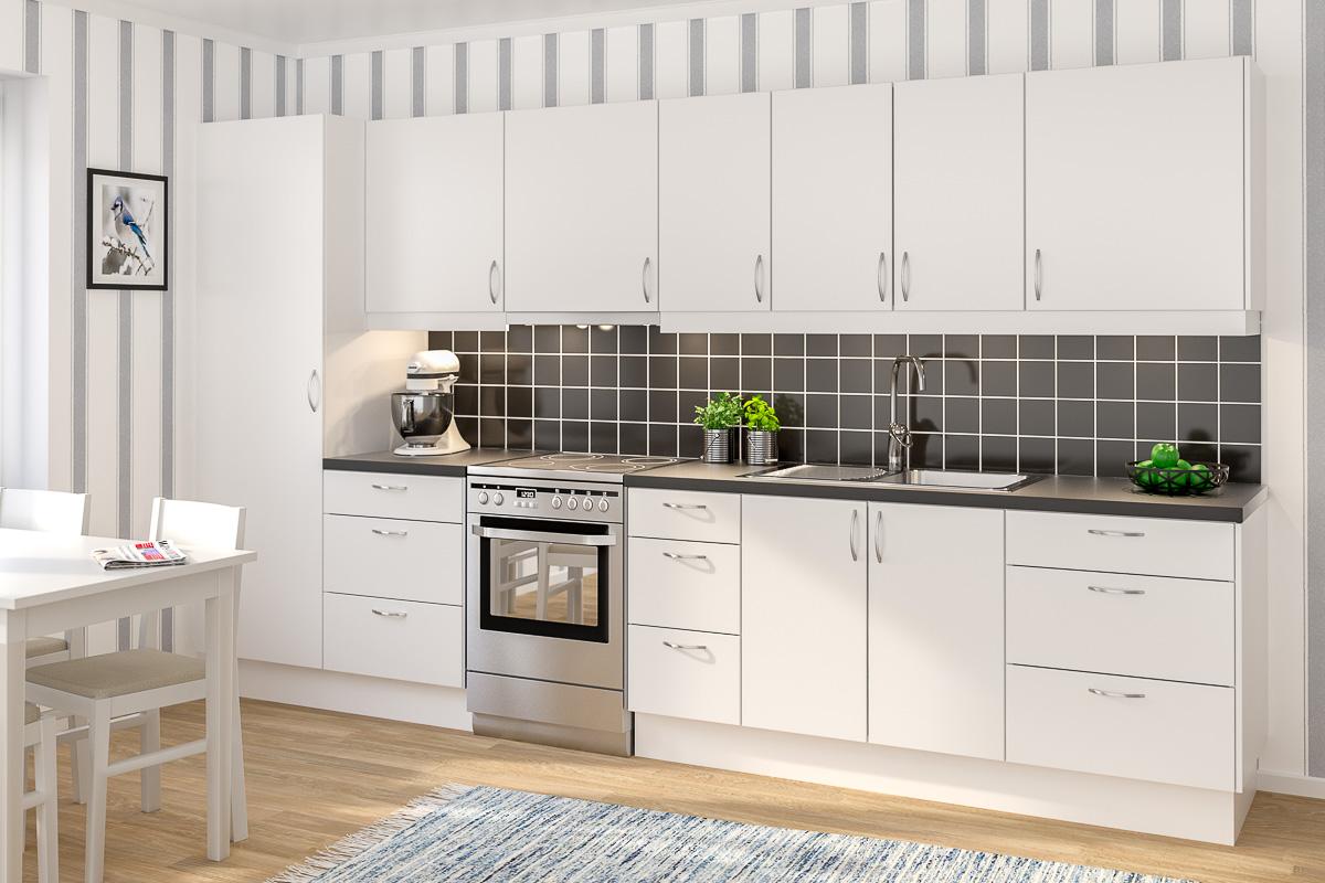 Nytt kök & nya köksluckor | Artikelsamling.SE